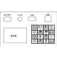中西 多弦传感器显示仪(可配套穿心式压力传感器) 型号JM05-JMZX-3006库号M401553