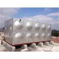 不锈钢水箱 污水提升