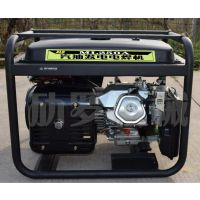 汽油250A焊接发电两用机