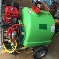 油动手推式 四轮 打药机 打药车 电动 喷雾器 高压 农用 喷雾机 打药机 厂家 价格 图片 多少钱