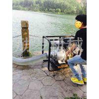 西零度柴油泵6寸自吸抽水机