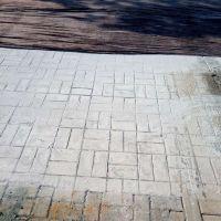 安徽宣城压花混凝土地坪施工 道路改造