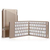 折叠式无线蓝牙键盘,ipad平板电脑手机便携式迷你小键盘通用