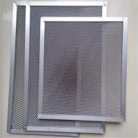空气过滤铝基蜂窝光触媒过滤网净化除甲醛去异味二氧化钛UV光催化网