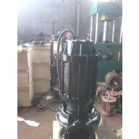 QW系列潜水排污泵100QW100-40-22KW厂家直销,立式排污泵型号参数