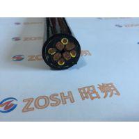 昭朔线缆TRVV拖链电缆 耐弯曲 厂家直销 品质保证