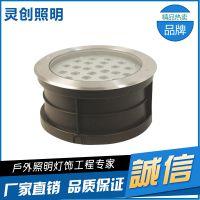 江西南昌DMX512 LED地埋灯生产厂家 好品灯具灵创照明