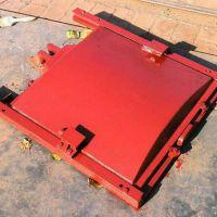 信泰水利机械厂 厂家直销供应PGZ-1000*1000平面拱形铸铁闸门配套2T手轮2米丝杆
