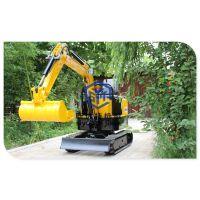 轮式小型挖掘机生产厂家