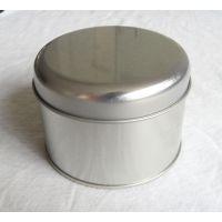 直销马口铁罐 食品罐 网红蛋糕铁盒 tinbox 圆形铁罐 茶叶罐