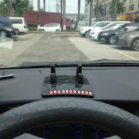 厂家直销车载眼镜座 手机导航座 带电话号码牌功能