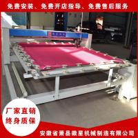 广东供应全新质量可靠的电脑绣花机 徽星机械电脑缝被机