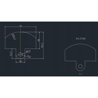 广东 东莞 CNC车床 车铣复合精加工 阳极氧化 铝件锁具开模订做