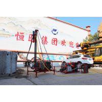 恒旺集团 30米山地钻机 分体式气动钻机取芯钻机 物探钻机厂家现货