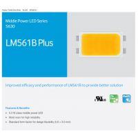 LM561B+ 三星5630 二代半Plus灯珠 深圳现货供应