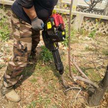 林业移苗机 便携式汽油移苗机 圣鲁牌