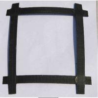 连云港钢塑复合土工格栅生产商山东复合土工格栅高强钢丝与HDPE 挤出成型GSL50-50批发