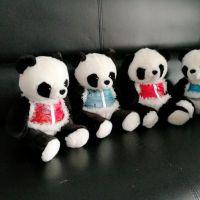 唐装熊毛绒玩具公仔玩偶娃娃企业吉祥物礼品定制OEM
