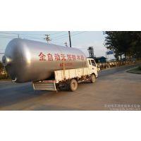 开源10吨全自动无塔供水器 13513787251质量保证不锈钢大吨位压力罐