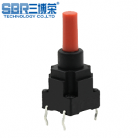 供应三博荣厂家洗衣机控制板防水按钮 IP68插件按键轻触开关