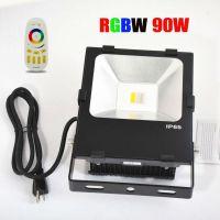 Gledopto 2.4G 90W 全彩四路RGBW泛光灯 超频3外壳 明纬电源 兼容WIFI控制