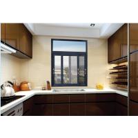 佛山厂家供应铝合金门窗 80系列两轨推拉窗