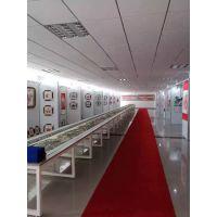 深圳龙华国画展板出租-铝料展板搭建-屏风展板搭建工厂