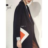 品汇时代服装展贸中心品牌折扣女装加盟代理品牌折扣店 正品 维雪儿大衣多种面料多色供选大衣
