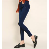 广西来宾批发秋冬时尚韩版牛仔裤低至3-9元尾货牛仔裤批发 便宜地摊牛仔裤