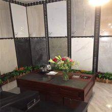 金属洞洞板展架厂家 方孔板装饰陶瓷样品板大气 福州市冲孔装饰挂钩板