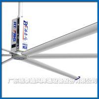 超大型节能风扇品牌 瑞泰风CCTV受访品牌。