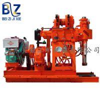 矿场野外取土采样200米钻机报价 贝兹机械 冲击回转式钻机