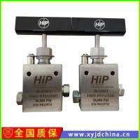 美国原装HIP超高压不锈钢手动直通针阀质量保证量大价优