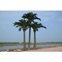 [江苏泰州秋雪湖欢乐世界水上乐园]仿真椰子树,东莞森林工艺人造椰子树 玻璃钢假椰果树海南椰树