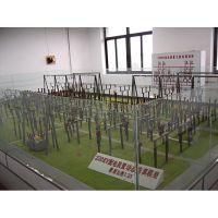 LW12-500型六氟化硫断路器模型