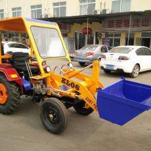 志成常年直供ZL06小型轮式装载机22马力单缸小铲车工地用小型铲土机