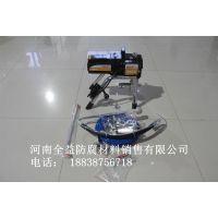 固特800电动高压无气喷涂机喷乳胶漆机 内外墙油漆涂料无气喷漆机