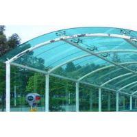 德州透明阳光板价格乳白色耐力板用途广场停车棚配件典晨品牌