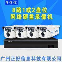 8路1盘位硬盘录像机NVR-江门监控摄像机厂家批发