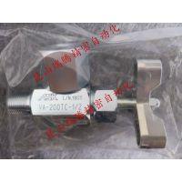 供应日本ASK仪表阀VA-200TC-1/2二通式