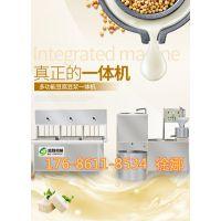 江西抚州香豆腐机器生产厂家 盛隆小豆腐机器