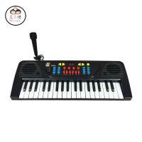 儿童音乐琴 带麦克风仿真电子琴808-6儿童益智玩具厂家直销混批