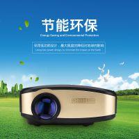 智能安卓家用高清投影仪 无线wifi家庭影院 热销礼品投影机