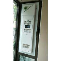 济宁净化器美加尔窗式新风净化器安装在窗户上不用打孔