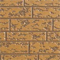 赛鼎建材翔拓金属雕花板粗砖纹聚氨酯防火保温板AG2-005