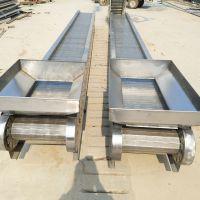 卓远专业定做不锈钢链板式输送带 质量保证 服务一流