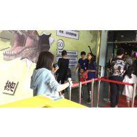 儿童互动投影生物博物馆效果定制