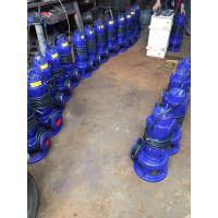 养殖场污水排放排污泵 50WQ10-15-1.5KW 山东青鸟市众度泵业