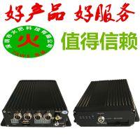 双SD卡车载录像机DVR AHD高清720P 监控系统主机 汽车行车记录仪
