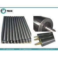 供应江苏OTECH欧钛克 定制碳纤维导辊 辊筒 传动轴 直径10-600mm可任意 长度6米以内